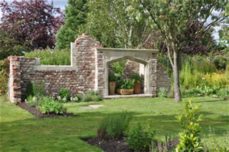 Design Your Own Kitchen by The Old Manor House Garden Capel Manor Redwood Stone