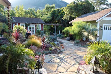 Ornamental grass garden ideas landscape beach style with