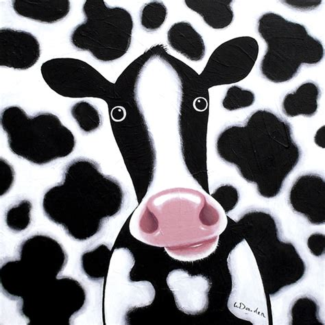 Cow Print by Cow Lover