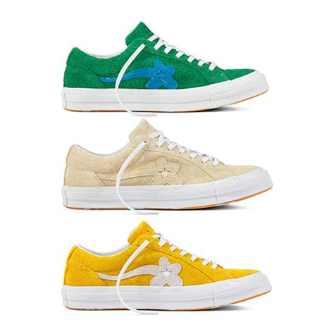 Sepatu Converse Golf Le Fleur converse x golf le fleur one available now the