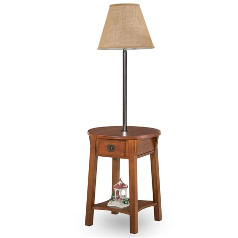 leick furniture living room round condo apartment coffee leick chocolate chairside solid wood l table home