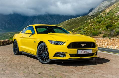 Mustang 5 0 Auto by Ford Mustang 5 0 Gt Fastback Auto 2016 Review Cars Co Za