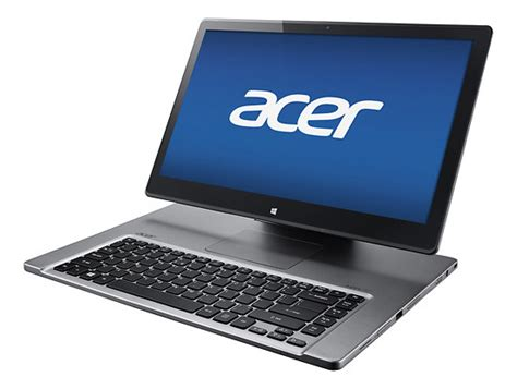 Laptop Acer Aspire R7 acer aspire r7 laptop with floating touchscreen notebook planet