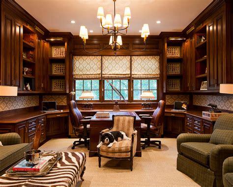 30 Best Traditional Home Office Design Ideas Fancy Office