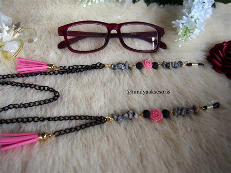 Ready Tali Kacamata 31 jual kacamata glasses tali kacamata kalung kacamata ethnic nindya aksesoris
