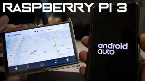 Android On Raspberry Pi by Android Auto On Raspberry Pi Novaspirit