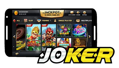 aplikasi joker jackpot berlimpah agen slot terpercaya artikel kesempatan  agen joker