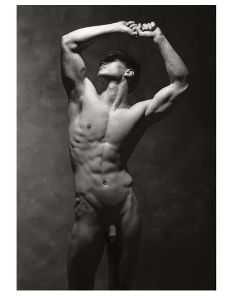 Hans Fahrmeyer The Male Nude Photography Silver Gelatin Artwork Nudes Art For Sale