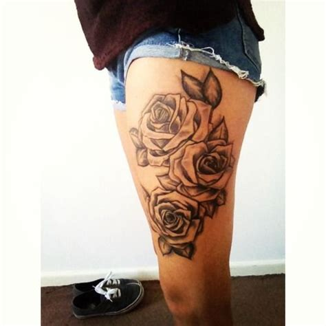 tattoo on thigh in bible best 20 rose tattoo thigh ideas on pinterest thigh