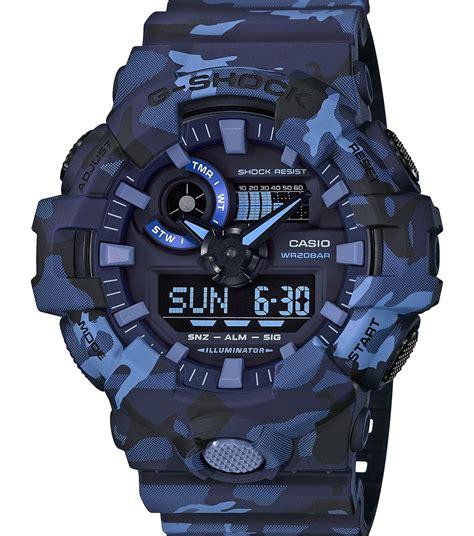 Casio Gshock Ga 700 2a Original 1 casio g shock ga700cm 2a ga700cm 3a ga700cm 8a camouflage collection watches ablogtowatch