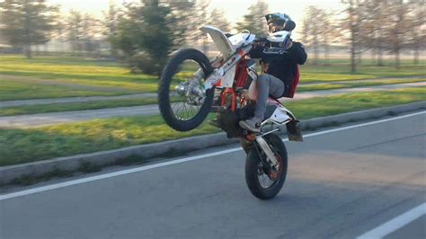 Ktm Wheelie Wheelie Ktm Exc 125 Six Days 2014