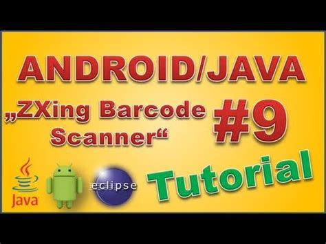 zxing tutorial android studio zxing videolike