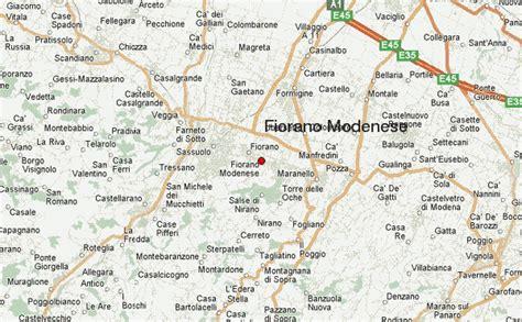 fiorano modenese meteo fiorano modenese location guide