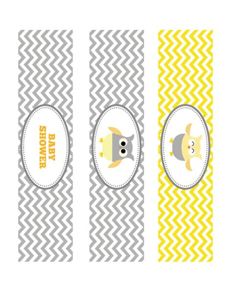 Yellow And Grey Owl Baby Shower by Best 25 Owl Baby Shower Decorations Ideas On