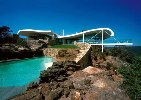 cliff side house this cliffside house by harry seidler is perfect for