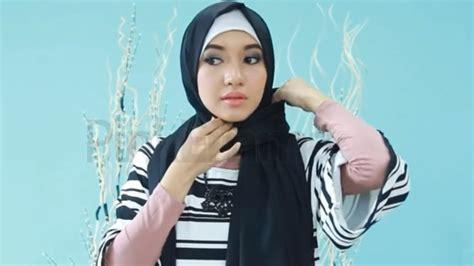 youtube tutorial hijab simple pashmina tutorial hijab pashmina untuk aktivitas sehari hari
