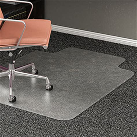 Office Chair Mats For Thick Carpet by Chairs Chair Mats Lorell 174 Medium Pile Carpet Office