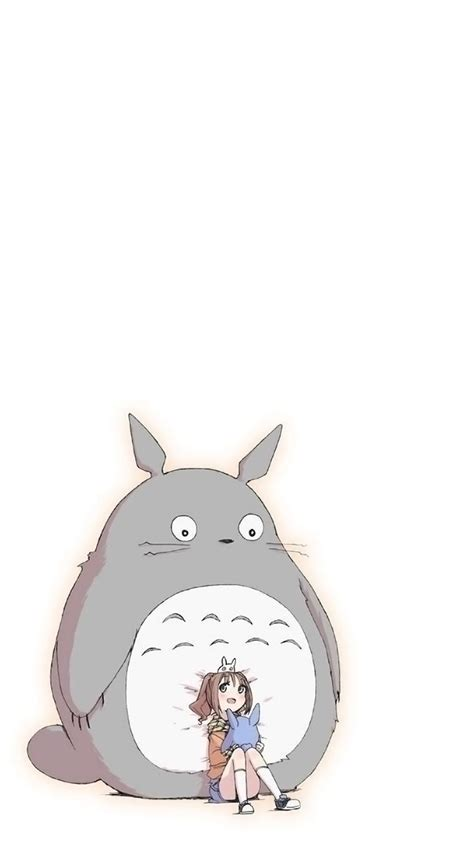 My Totoro Iphone And All Hp totoro wallpaper hd 183