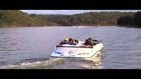 direct drive boat 2011 sea doo sport boat direct drive 510 hp youtube