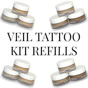 tattoo kit refill pack toning lotion