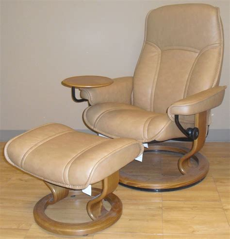 ekornes stressless governor  senator recliner chair