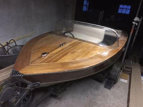 speedboot raam klassieke houten speedboot italiaans model boesch