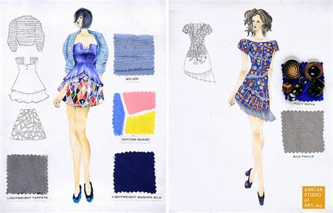 fashion design requirements fit application procedure requirements ashcan studio