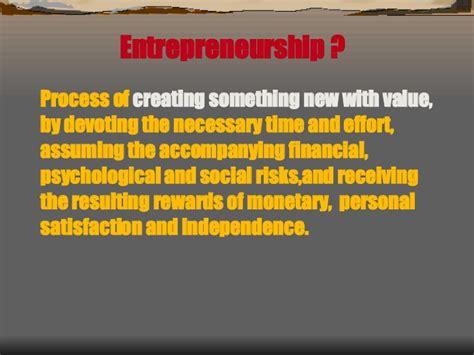 Kewirausahaan Konsep Dan Realita Pada Usaha Kecil 5 konsep kewirausahaan rev