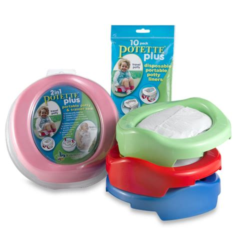 potty seat 2 in 1 2 in 1 travel potty chair seat potette plus potty