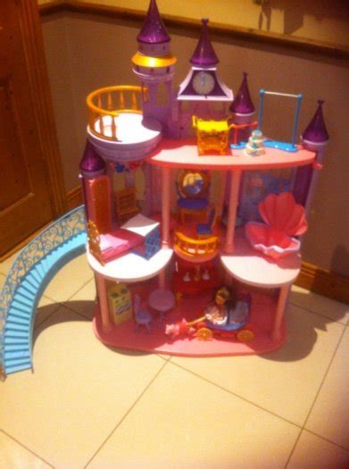 disney princess dolls house disney princess ultimate dream castle dolls house for sale in stradbally laois from
