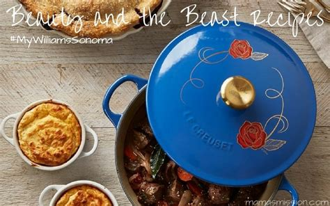 beauty and the beast inspired recipes crafts with be our guest with these beauty and the beast recipes