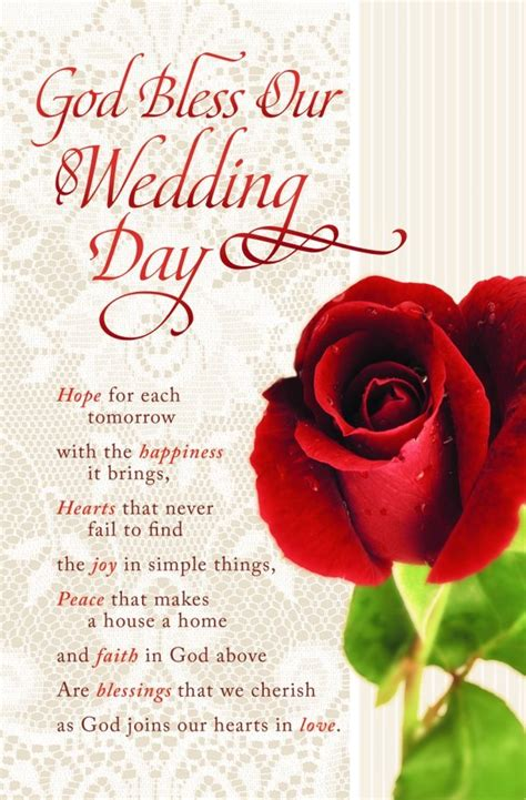 Wedding Ceremony Background by Wedding Programs With On Lace Background