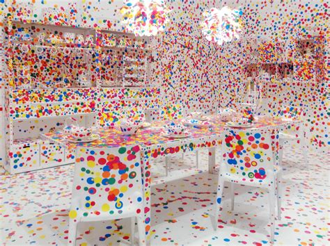 What to Expect at The Yayoi Kusama Exhibit in Washington, D.C. 2017 Chuzai ? Living