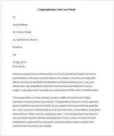 Support Letter To Friend Friendly Letter Templates 44 Free Sle Exle Format Free Premium Templates