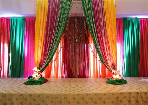 Indian Wedding Backdrop by Indian Wedding Background Studio Design Gallery
