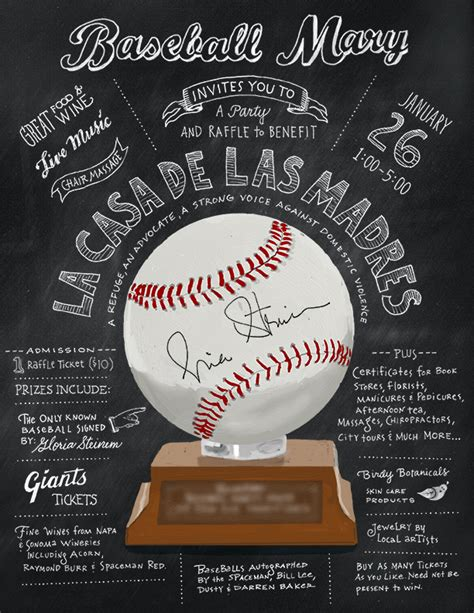 baseball fundraiser flyer template baseball invite foolish foolish