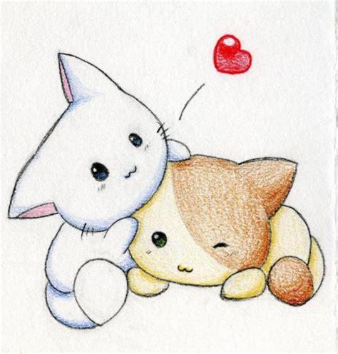 imagenes de dibujos kawaii a lapiz dibujos a lapiz de amor my blog