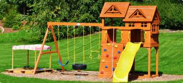 10 essentials for a backyard playground redbeacon