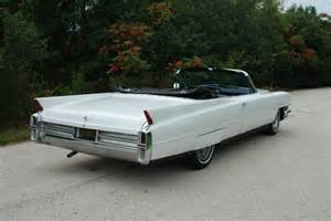 1963 Cadillac Convertible Buy Used 1963 Cadillac Convertible In Naperville