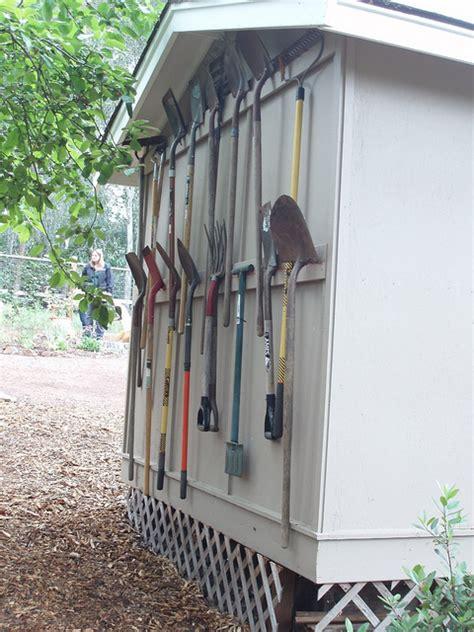 Garden Tool Shed Ideas 40 Diy Garden And Yard Tool Storage Ideas