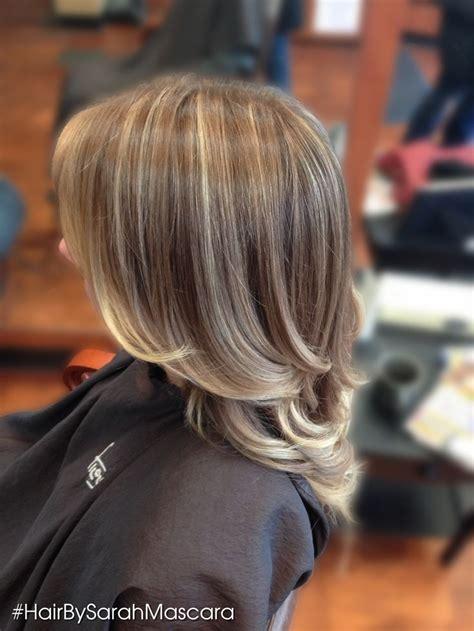 neutral light brown hair dimensional blonde neutral light brown blending into