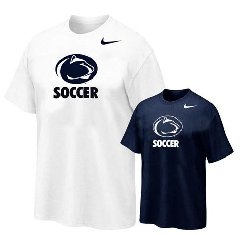 Nike Soccer Shirt penn state soccer nike t shirt mens gt tshirts