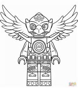 Chima Lego Coloring Pages  sketch template