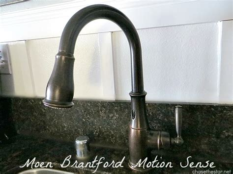 moen brantford kitchen faucet touchless for current i m in love with a faucet moen s brantford motionsense