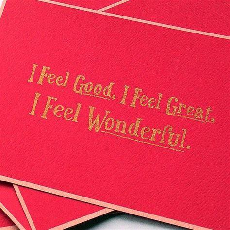 Houston I Feel Great 2 by I Feel I Feel Great I Feel Wonderful Gold On Pink