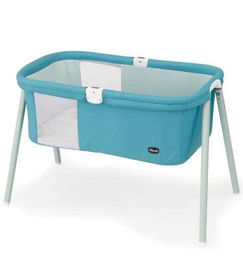 Baby Travel Cribs by Chicco Lullago Travel Crib Sky