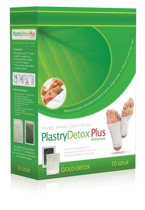 Co To Jest Detox Alkoholowy by Plastry Oczyszczające Detox 30szt Jakość