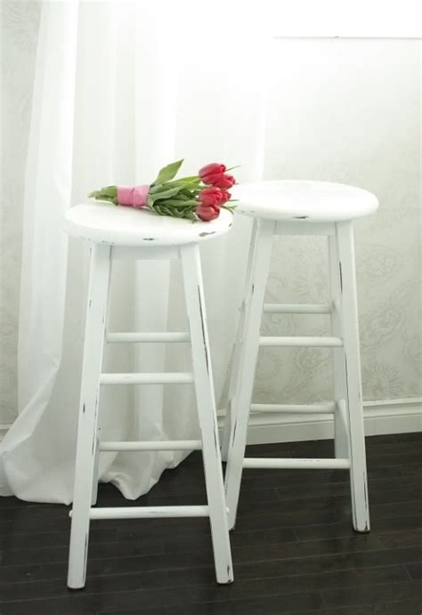 1000 images about stools on pinterest vintage shabby
