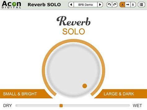 Bedroom Producers Reverb Free Reverb Vst Au Plugin By Acon Digital Bedroom