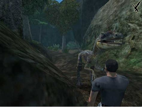 jurassic park survival cancelled ps xbox pc unseen
